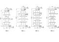 Изоляторы опорные полимерные типа ОСК 4-10 и ОСК 6-10 на напряжение 10 кВ