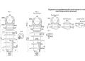 Изоляторы опорные линейные типа ОЛСК 12,5-10-Ш на напряжение 6-10 кВ
